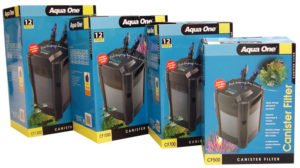 Aqua One Moray 320 Internal Filter 320L/hr with Three Chamber