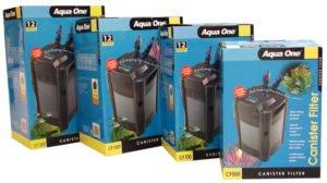 Aqua One Filters