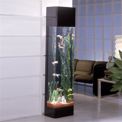 Tower & Column Aquariums