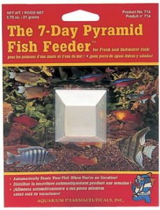 Fish Food Block